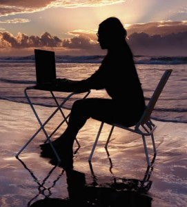 Writing anywhere